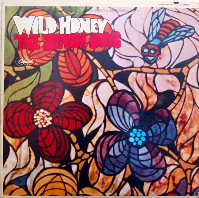 The Wild Honey Cover Was in Br... is listed (or ranked) 4 on the list Groovy Things You Didn't Know About the Beach Boys