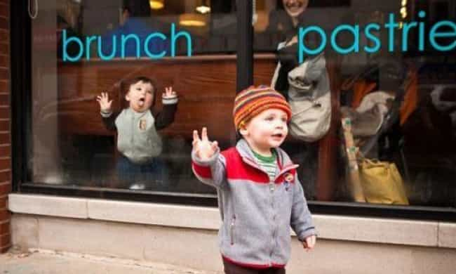 Through the Looking Glass is listed (or ranked) 2 on the list The Greatest Baby Photobombs Ever