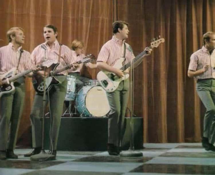 They Weren't Always Called the Beach Boys