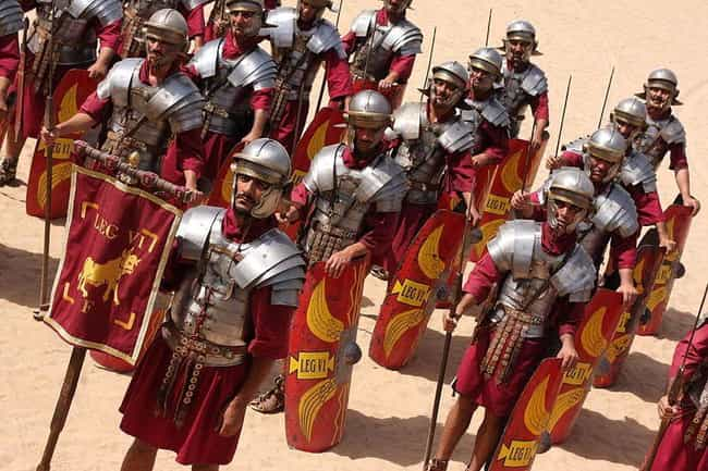 Rome Had Organized Polic... is listed (or ranked) 3 on the list What the Police Looked Like in Different Ancient Societies