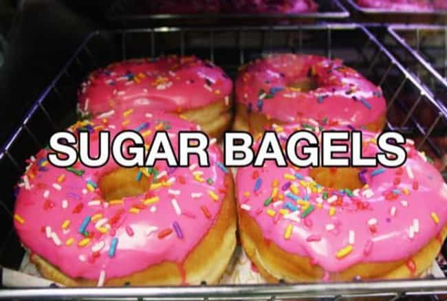 l Donut Care is listed (or ranked) 3 on the list If Food Names Were Honest, They'd Say Something Like This