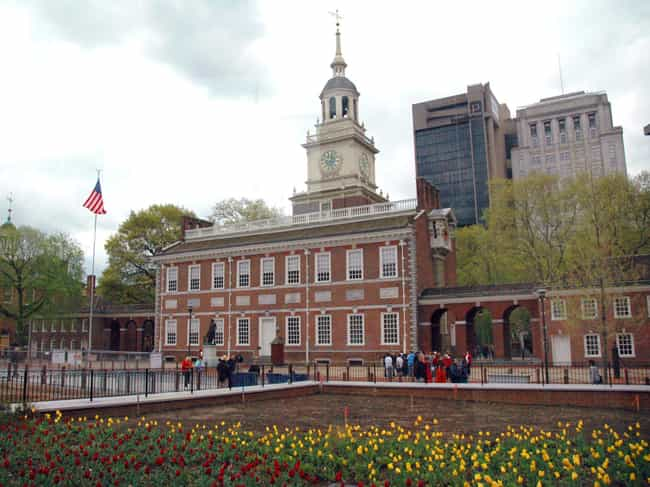 Independence National Historic... is listed (or ranked) 4 on the list The Coolest Places to Visit from Colonial America