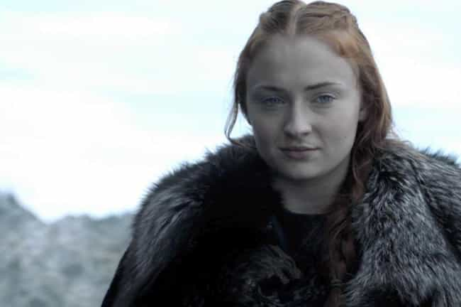 Sansa Is Symbolically Lady Sto... is listed (or ranked) 4 on the list Sansa Backstory, Theories, and Predictions About the Future