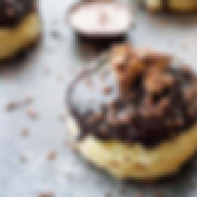 Reese's Stuffed Donuts, Becaus... is listed (or ranked) 1 on the list Delicious Donut Art You'll Want to Eat Right Up