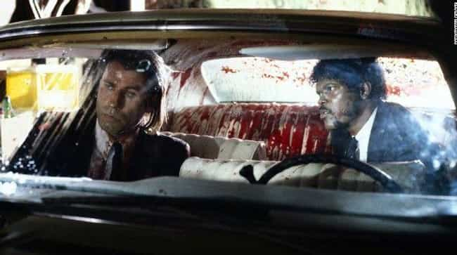 Reservoir Dogs and Pulp ... is listed (or ranked) 7 on the list Genius Fan Theories About the Tarantino Universe