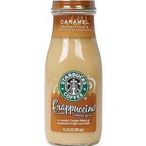 Starbucks Bottled Caramel Frap is listed (or ranked) 2 on the list The Best Starbucks Bottled Drink Flavors