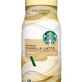 Starbucks Iced Espresso Classi is listed (or ranked) 10 on the list The Best Starbucks Bottled Drink Flavors