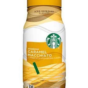 Starbucks Iced Espresso Classi is listed (or ranked) 7 on the list The Best Starbucks Bottled Drink Flavors