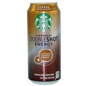 Starbucks Doubleshot Energy Co is listed (or ranked) 25 on the list The Best Starbucks Bottled Drink Flavors