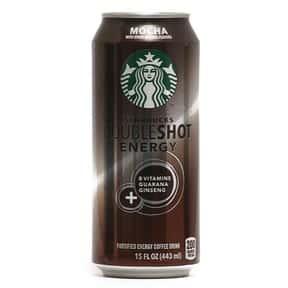 Starbucks Doubleshot Energy Mo is listed (or ranked) 17 on the list The Best Starbucks Bottled Drink Flavors