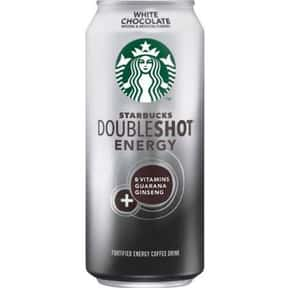 Starbucks Doubleshot Energy Wh is listed (or ranked) 15 on the list The Best Starbucks Bottled Drink Flavors