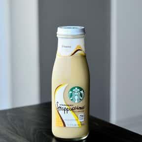 Starbucks Bottled S'mores  is listed (or ranked) 6 on the list The Best Starbucks Bottled Drink Flavors