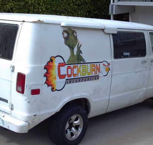 Burn Notice is listed (or ranked) 4 on the list Photos of Extremely Sketchy Vans You Should Stay Away From