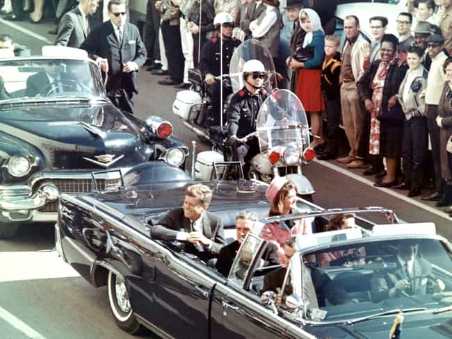 John F. Kennedy Was Assa... is listed (or ranked) 5 on the list Why People Believe In The
