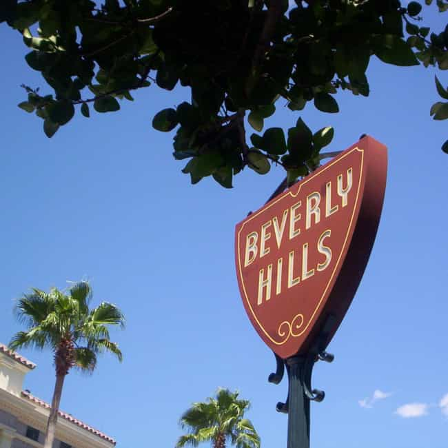 Beverly Hills Bermuda Triangle is listed (or ranked) 7 on the list 17 Hollywood Ghost Stories and Urban Legends