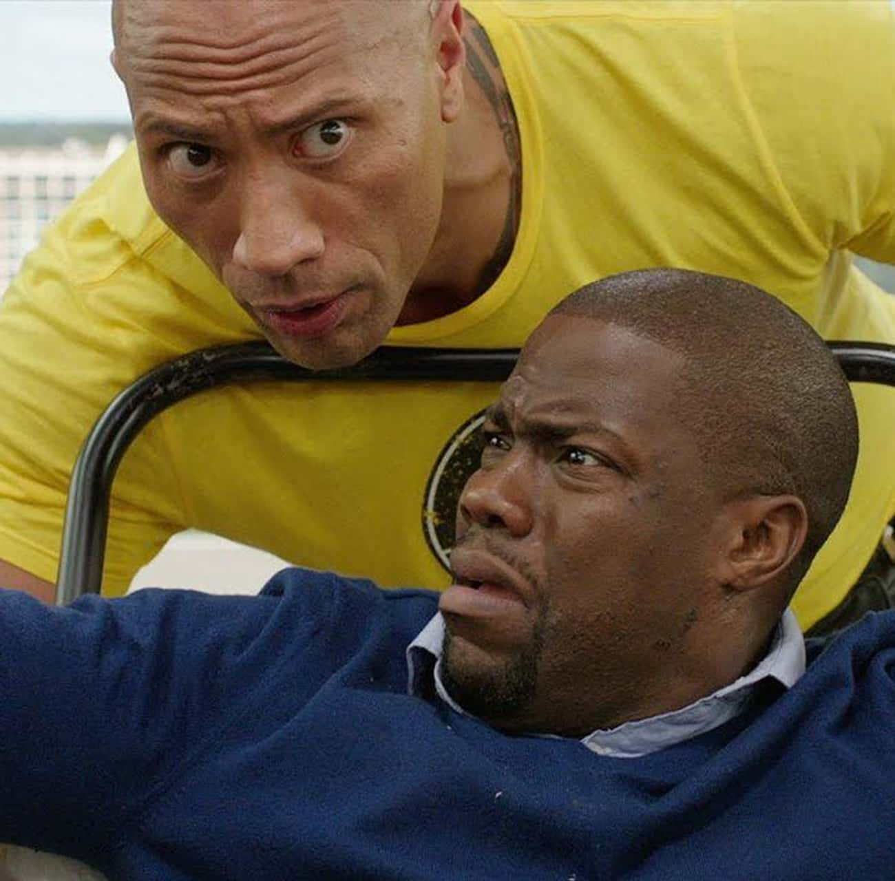 I Got a Plan is listed (or ranked) 1 on the list Central Intelligence Movie Quotes