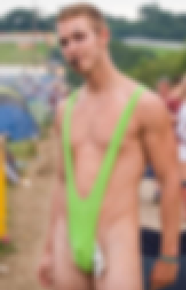 I Twink I Love You is listed (or ranked) 1 on the list Horrifying Mankini Photos That Will Ruin Your Summer Vacation