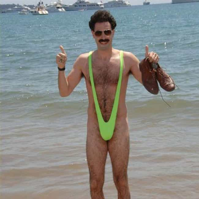 The Original is listed (or ranked) 4 on the list Mankini Photos To Inspire Your Summer Vacation