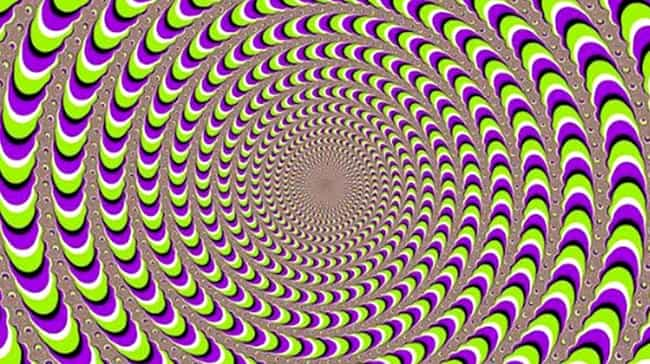 moving optical illusions they re via