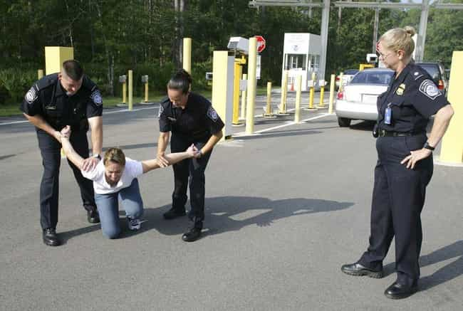 New Police Training Is in Eigh... is listed (or ranked) 1 on the list 16 Eye-Opening Facts About Police Training Procedures