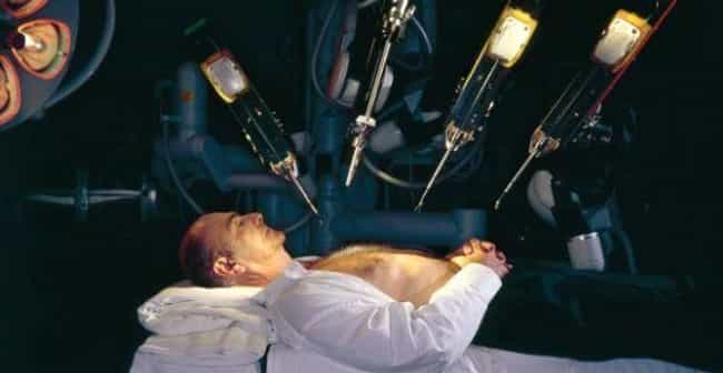 Robot Surgeons Killed 144 Peop... is listed (or ranked) 1 on the list 13 Scary Real Life Robot Attacks