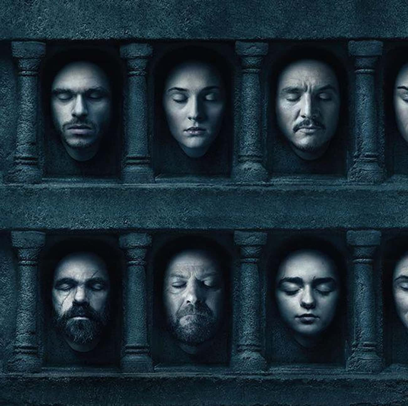 Game of Thrones Season 6 is listed (or ranked) 4 on the list After Thousands Of Votes, Here Are The Best Seasons Of Game Of Thrones According To Fans