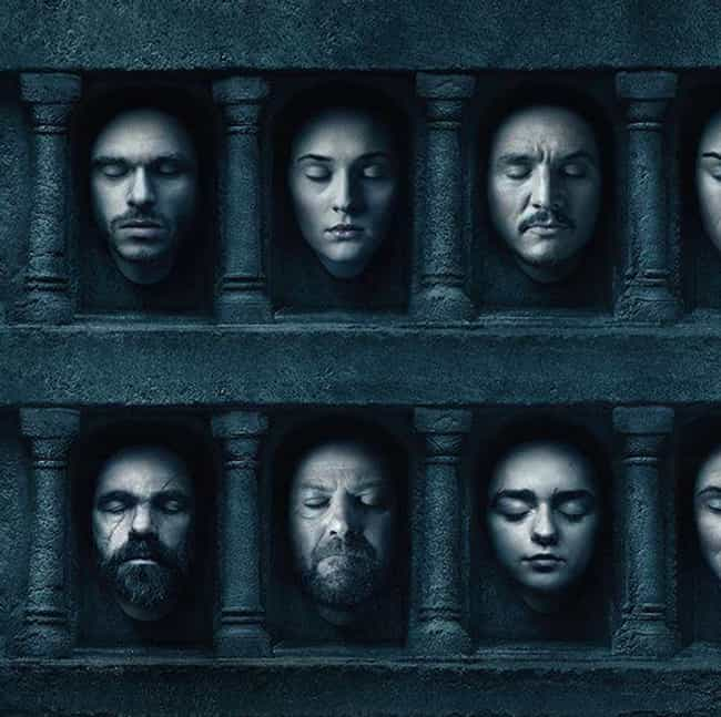 Game of Thrones Season 6 is listed (or ranked) 3 on the list After Thousands Of Votes, Here Are The Best Seasons Of Game Of Thrones According To Fans