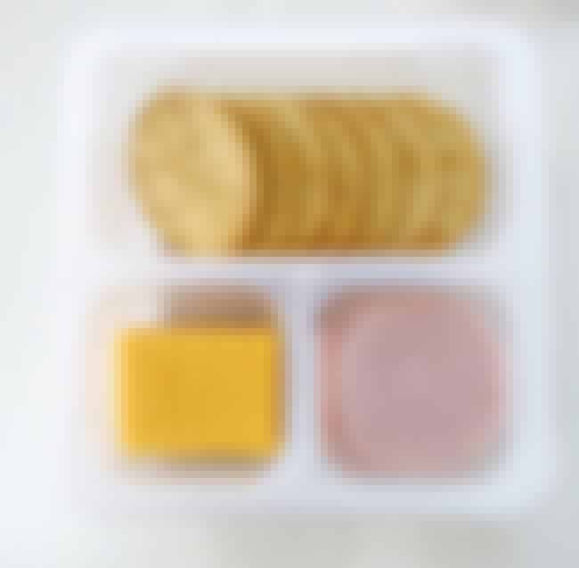 Lunchables Were Invented to Se... is listed (or ranked) 2 on the list Processed Facts You Didn't Know About Lunchables