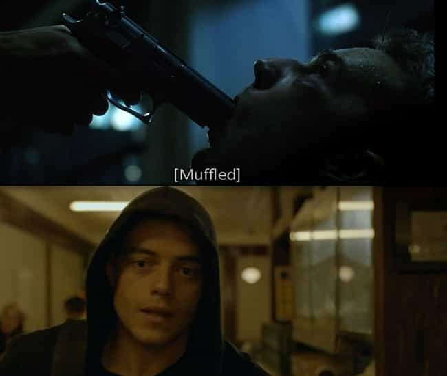 Both Feature First-Perso... is listed (or ranked) 1 on the list 12 Reasons Why Mr. Robot Is Fight Club for Millennials