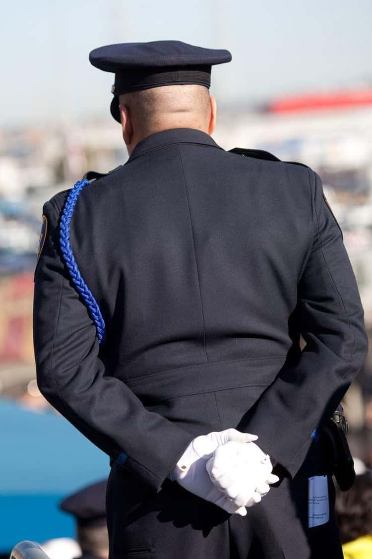 Half of All Cops Involved in Shootings Suffer from PTSD