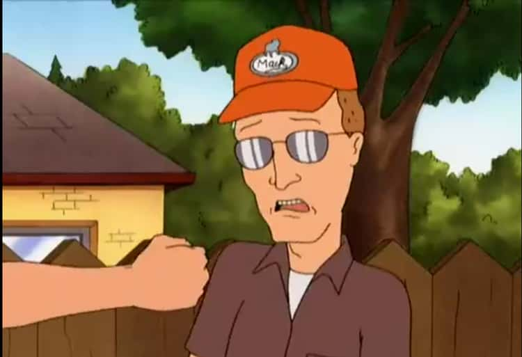 Dale Is Not Dale, But Is Instead a Clone From the Future