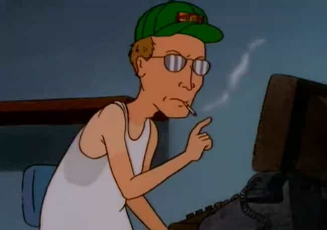 Fidel Castro Stole Dale's ... is listed (or ranked) 1 on the list Dale Gribble's Craziest Conspiracy Theories on King of the Hill