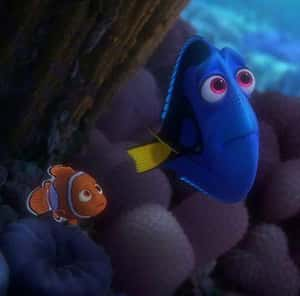 Finding Dory Movie Quotes