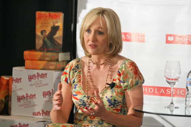 Harry Potter Was Published Bec... is listed (or ranked) 1 on the list Interesting Facts You May Not Know About JK Rowling
