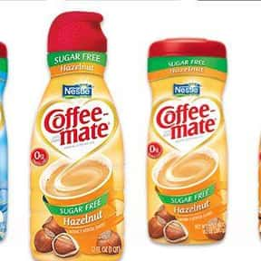 Hazelnut Coffee Mate is listed (or ranked) 3 on the list The Best Coffee Mate Flavors