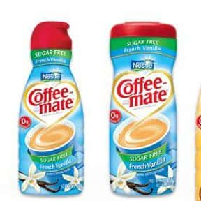 French Vanilla Coffee Mate is listed (or ranked) 2 on the list The Best Coffee Mate Flavors