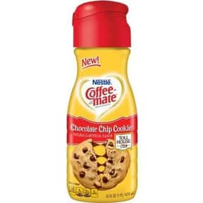 NESTLÉ® TOLL HOUSE& is listed (or ranked) 13 on the list The Best Coffee Mate Flavors
