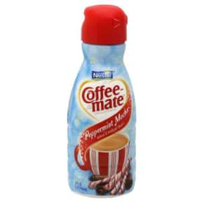Peppermint Mocha Coffee Mate is listed (or ranked) 8 on the list The Best Coffee Mate Flavors