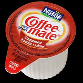 Cinnamon Vanilla Crème  is listed (or ranked) 15 on the list The Best Coffee Mate Flavors