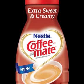 Extra Sweet & Creamy Coffe is listed (or ranked) 24 on the list The Best Coffee Mate Flavors