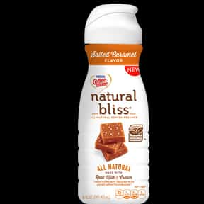 natural bliss® Salted Cara is listed (or ranked) 19 on the list The Best Coffee Mate Flavors