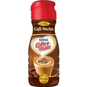 Café Mocha Coffee Mate is listed (or ranked) 7 on the list The Best Coffee Mate Flavors