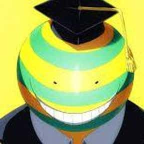 Korosensei is listed (or ranked) 12 on the list The Biggest Anime Perverts of All Time