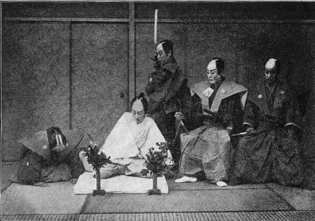 Proper Seppuku Was So Complex ... is listed (or ranked) 2 on the list Crazy Things You Didn't Know About Seppuku