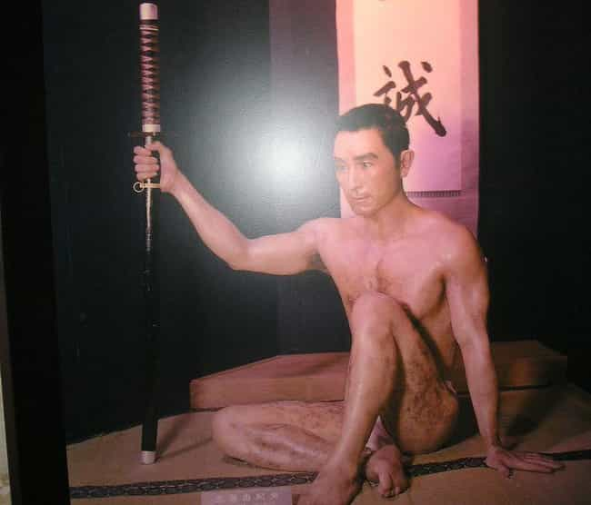 Famous Novelist, Poet, Directo... is listed (or ranked) 4 on the list Crazy Things You Didn't Know About Seppuku