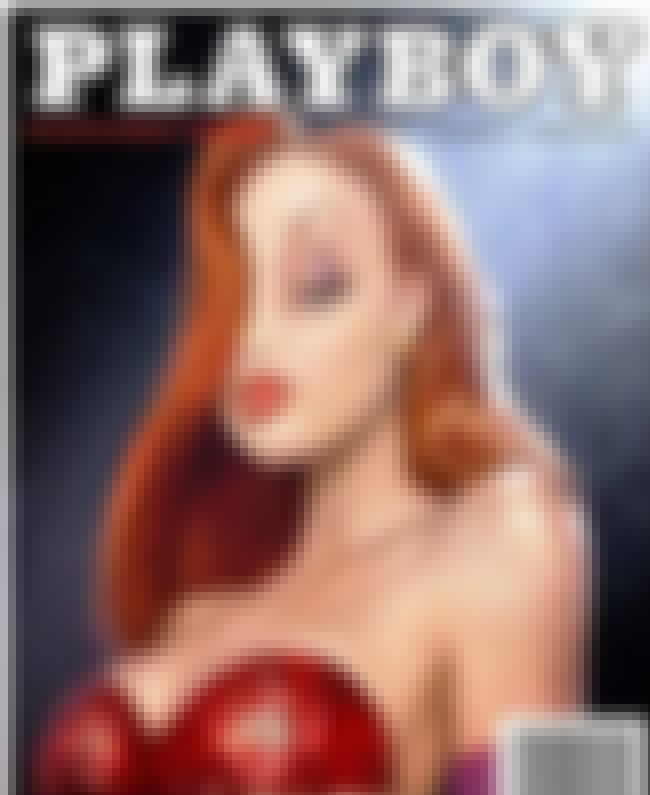 Who Framed Jessica Rabbit? is listed (or ranked) 4 on the list The 19 Greatest Playboy Cover Parodies