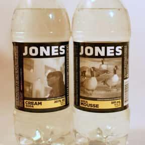 Cream Soda Jones Soda