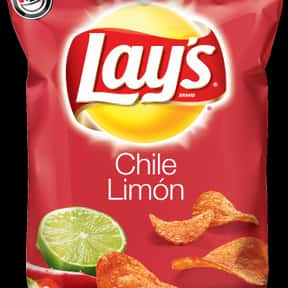 Lay's Chile Limón Potato C is listed (or ranked) 22 on the list The Best Lay's Chip Flavors