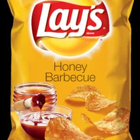 Lay's Honey Barbecue Potat is listed (or ranked) 8 on the list The Best Lay's Chip Flavors