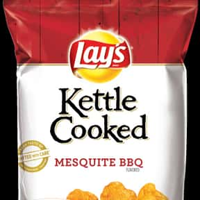 Lay's Kettle Cooked Mesqui is listed (or ranked) 20 on the list The Best Lay's Chip Flavors